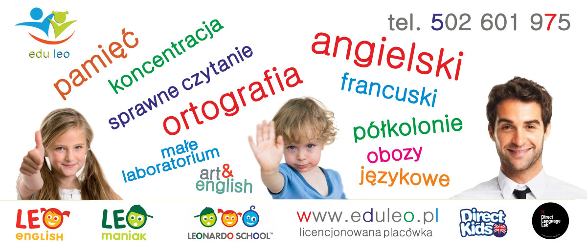 Edu Leo - Centrum Wspierania Rozwoju Dziecka