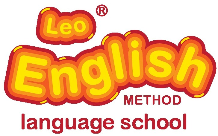 LOGOTYP Leo English language mniejsze