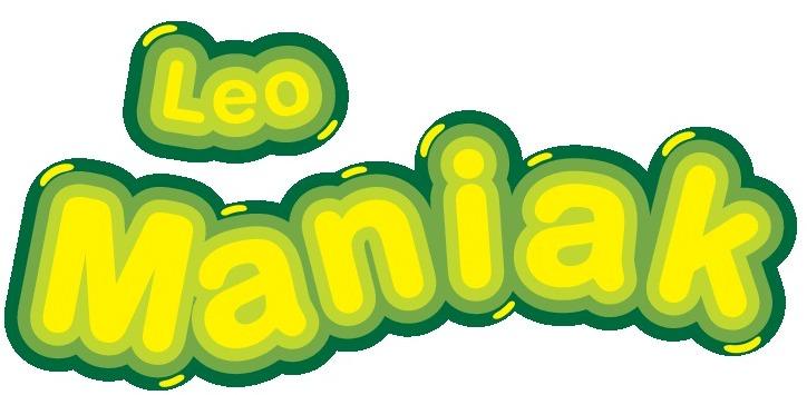 Leo MANIAK logo mniejsze